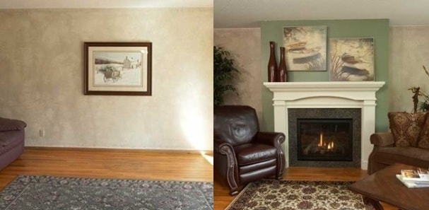 Is Your Home Hearthless Add A Gas Fireplace