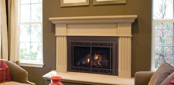 Amazing Convert My Gas Fireplace To Wood Burning Fireplace Design Beutiful Home Inspiration Cosmmahrainfo