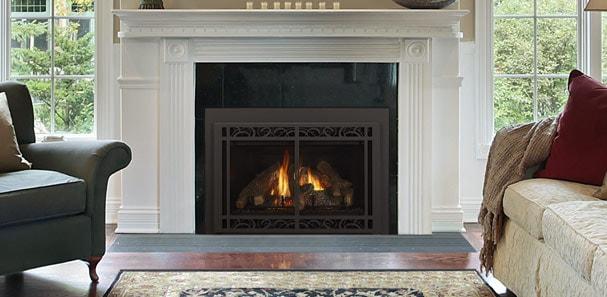 Zero Clearance Or Masonry Fireplace Heatilator