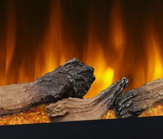 Simplifire Allusion Electric Fireplace Series Heatilator