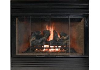 Accelerator Indoor Wood Fireplace Heatilator