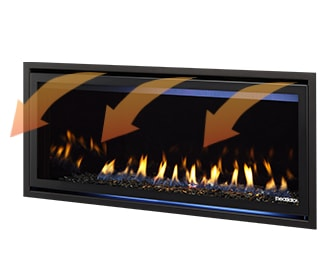 Admirable Rave Series Gas Fireplaces Great Fireplace Value Heatilator Beutiful Home Inspiration Ommitmahrainfo