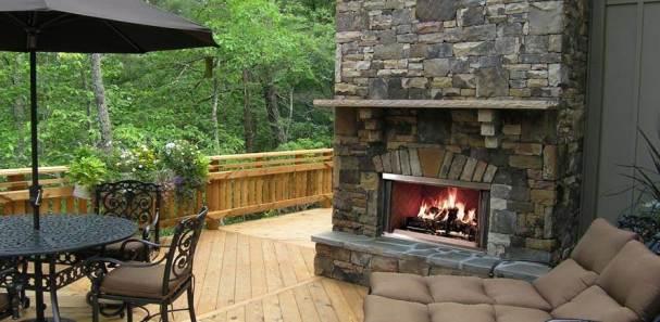 Admirable Make Your Backyard The Envy Of Your Neighbors Heatilator Interior Design Ideas Inesswwsoteloinfo