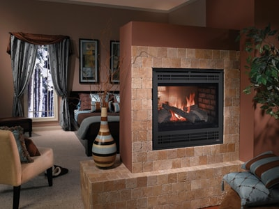 There\'s a Fireplace for Every Room in the House | Heatilator