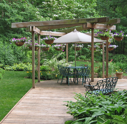 Make Your Backyard The Envy Of Your Neighbors