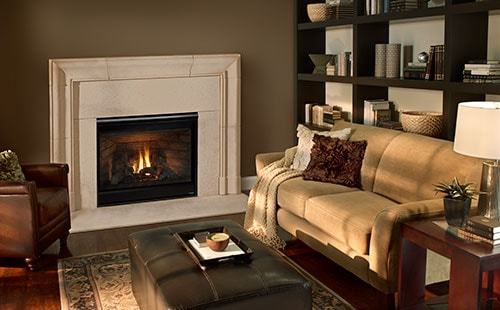 The Value of Your Efficient Gas Fireplace | Heatilator