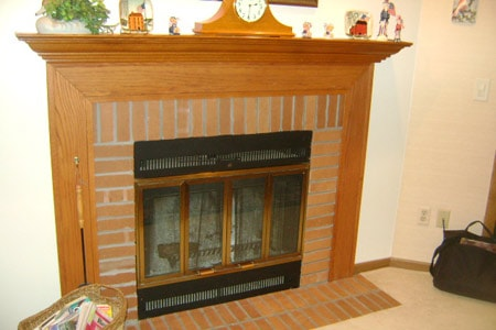Zero Clearance Or Masonry Fireplace Heatilator