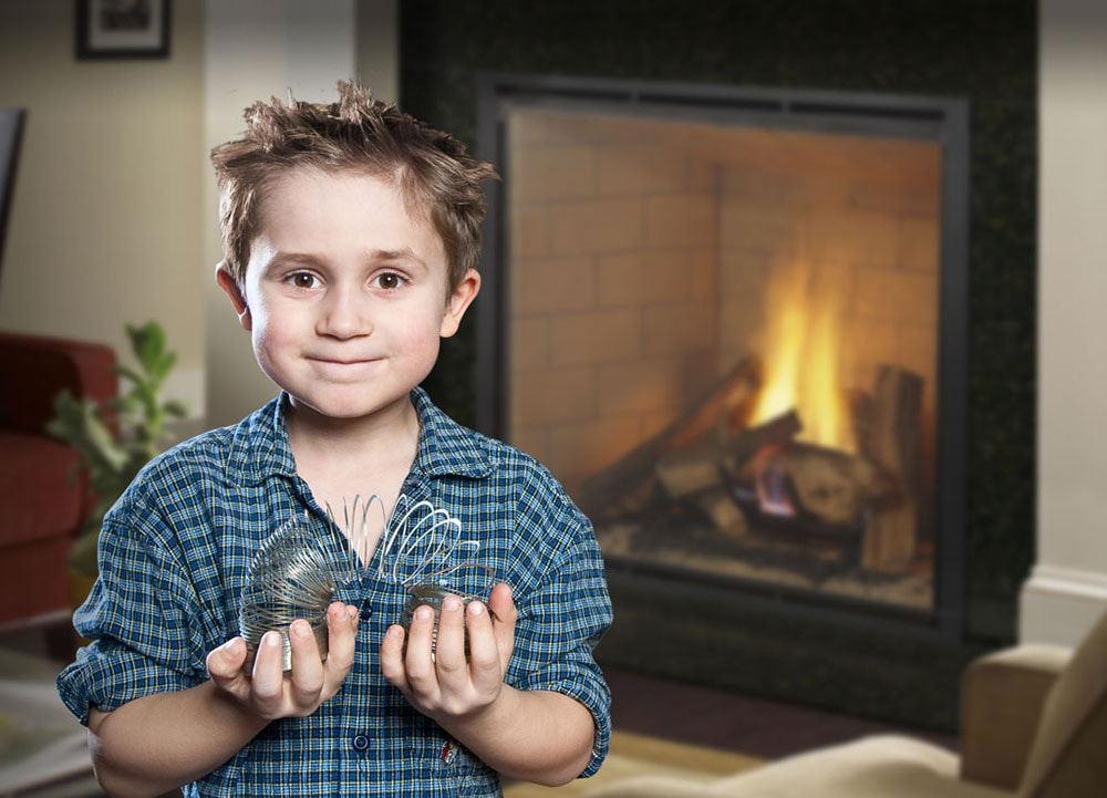 Feeling Confident Around Your Fireplace with Children | Heatilator