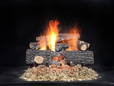 Fireside Realwood Gas Log Set