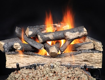 Fireside Versawood Gas Log Set