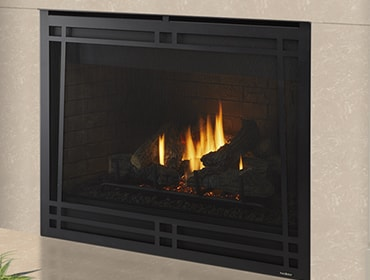 natural gas fireplace contemporary caliber gas fireplace fireplaces heatilator