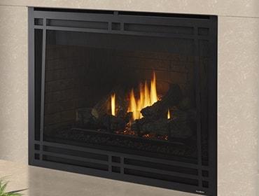Caliber Gas Fireplace Large Gas Fireplaces Heatilator