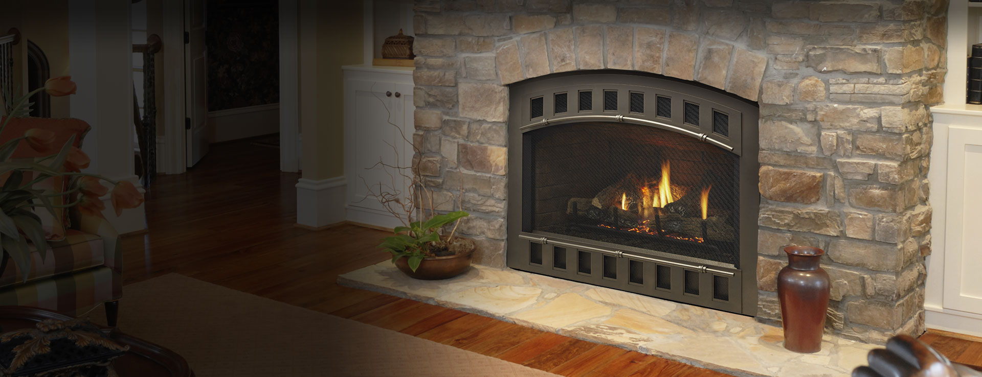 high efficiency caliber nxt gas fireplaces heatilator
