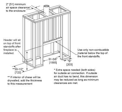 Icon Series Wood Fireplace Heatilator
