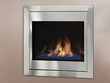 Novus Evolution Minimalist Gas Fireplace Heatilator