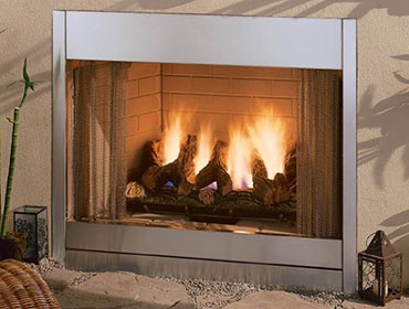 Al Fresco Outdoor Gas Fireplace