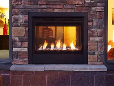 Gas Outdoor Fireplaces Heatilator
