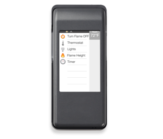 IntelliFire™ Touch RC400 Touchscreen Remote Control