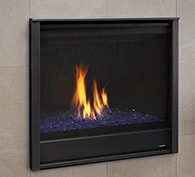 Caliber Modern Gas Fireplace