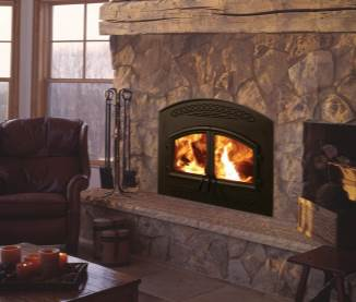 The Firelace & More Store Wood Fireplaces