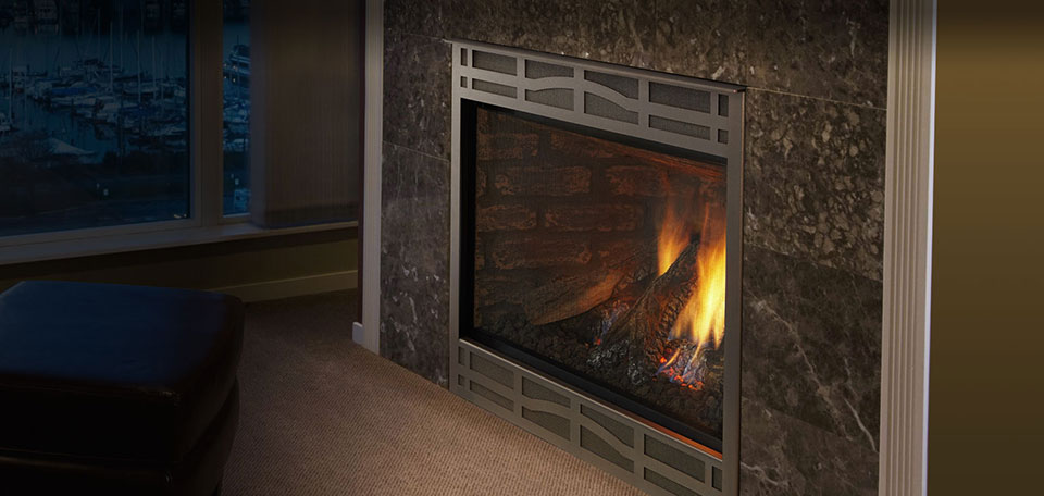 Heatilator Novus Nxt Gas Fireplace