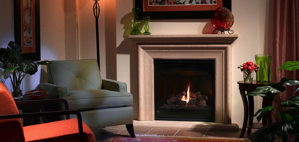 Heatilator Novus Gas Fireplace