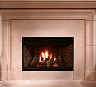 Reveal Gas Fireplace