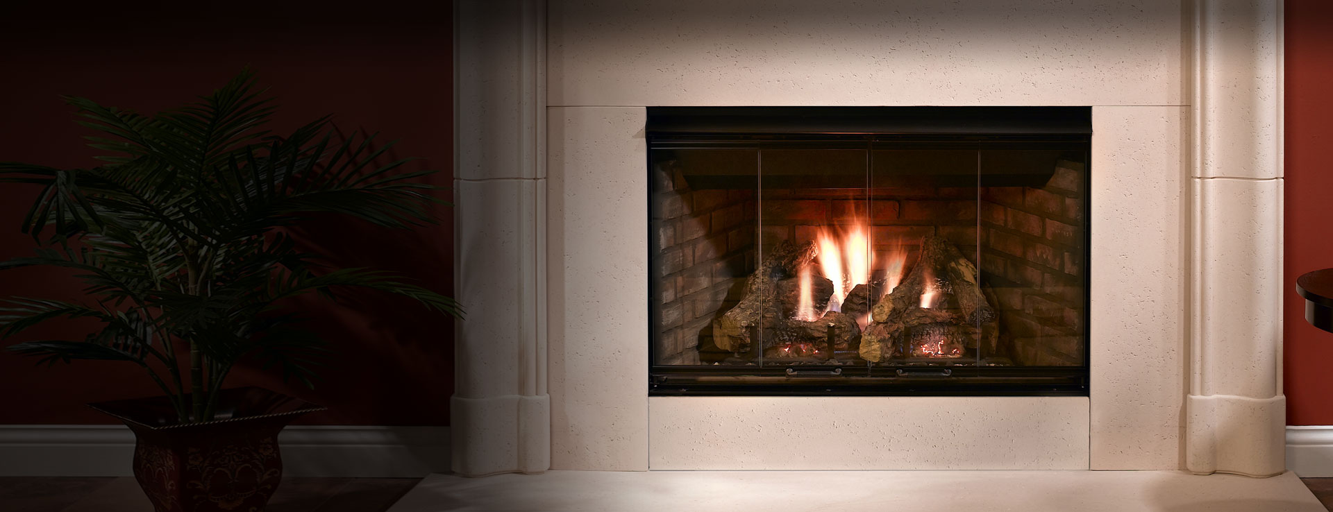reveal gas fireplace open hearth gas fireplaces