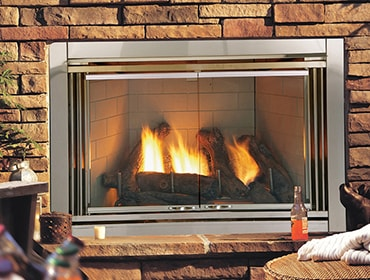 Dakota Gas Fireplace
