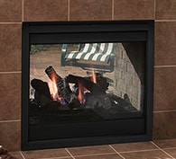 Twilight Modern Indoor Outdoor Gas Fireplaces | Heatilator