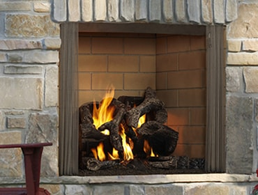 Castlewood Wood Fireplace