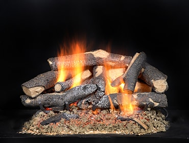 Fireside Supreme Oak Gas Log Set