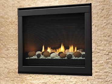 Eclipse Gas Fireplace Series