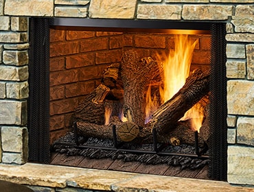 Legacy TrueView Gas Fireplace