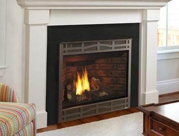 Novus Gas Fireplace