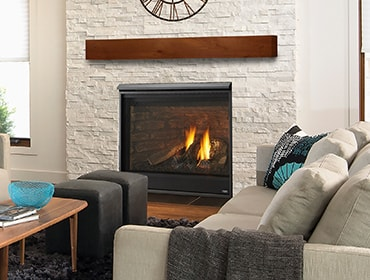 Novus nXt Gas Fireplace