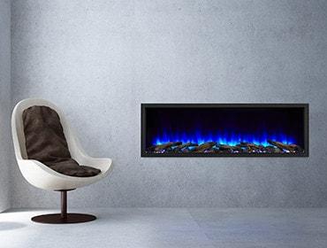 SimpliFire Scion Electric Fireplace